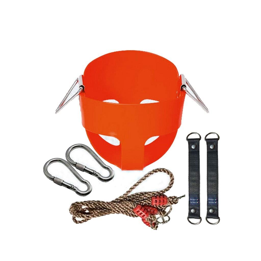 ホーム子供スイング幼児のおもちゃスイング屋内吊り椅子スイングベビーガーデン屋外屋内バスケットロッキングチェアスイング (Color : Red, サイズ : 12.2*11.41inchs) B07RQ66CQ2 Red 12.2*11.41inchs
