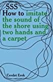 SSS How To Imitate The Sound Of The Shore Using Two Hands And A Carpet. Cevdet Erek