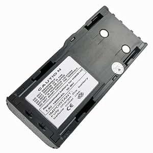 Bateria Walkie Talkies para Motorola GP300, HNN9628A, 1800 mAh