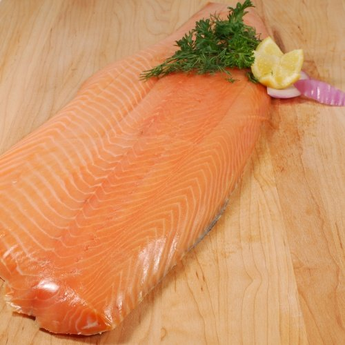 Scottish Smoked Salmon - Non-Sliced - 1 x 2.5 ()