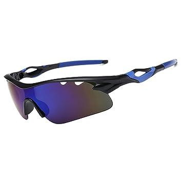 Gafas de Sol Deportivas-DAUCO UV400 Protección Gafas de Sol polarizadas para Bicicleta Acampada Golf Running YYAO