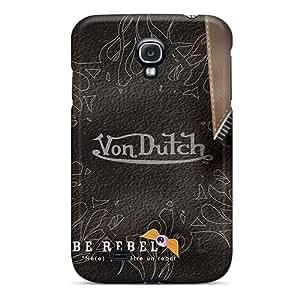 GAwilliam Galaxy S4 Well-designed Hard Case Cover Von Dutch Protector
