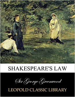 Book Shakespeare's law