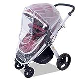 Baby Stroller Raincover Universal Pushchair Pram Buggy Rain Cover Transparent