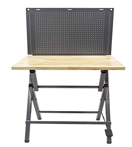 Mighti WB-01 Foldable Work Bench, 32-Inch