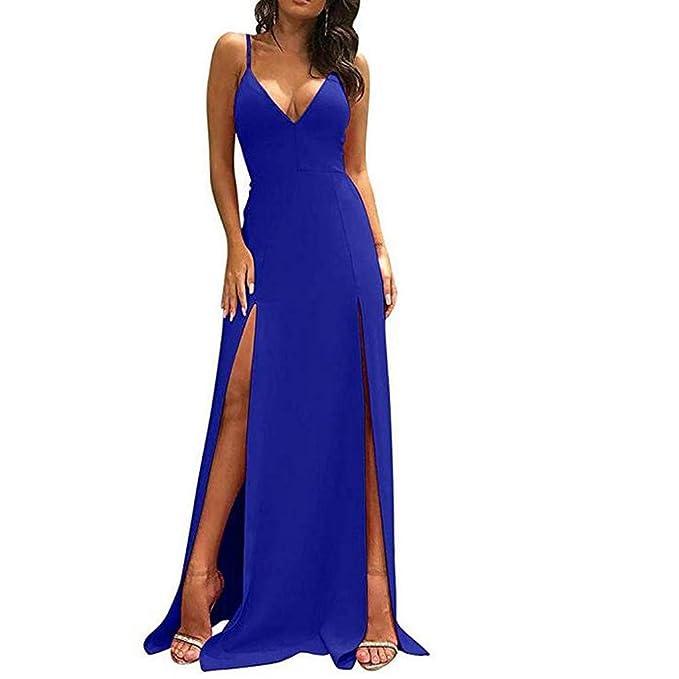 Longra 💞 💞 💗 Vestido de Mujer! Vestido Ligero de la Falda del ...