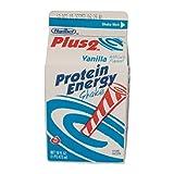 Plus 2 Protein Energy Shake, Vanilla 16 oz, (pack of 12)