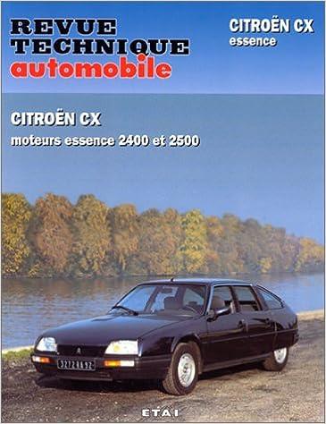 Rta 376.8 Citroën Cx 2400/2500 Gti Turbo 76/90: Amazon.es: Etai: Libros en idiomas extranjeros