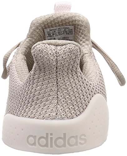 Ultimate 0 vapour Gris Grey vapour Adidas Femme ice Purple Basses Sneakers Grey Cloudfoam 5XX8q7