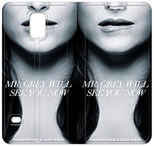 Cincuenta Shades of Grey Encargo Tirón Caja funda Para Samsung Galaxy S5 funda ,Samsung Galaxy S5 Case - KHOOOFODL6587