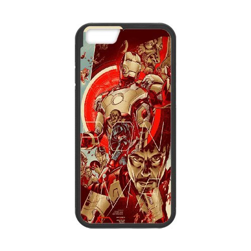 "LP-LG Phone Case Of Iron Man For iPhone 6 (4.7"") [Pattern-5]"