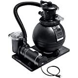 Waterway 5201601 16'' Sand Filter System with 0.5 HP Pump