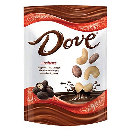 (Dove, Dark Chocolate Cashews Dipped, 5 oz)