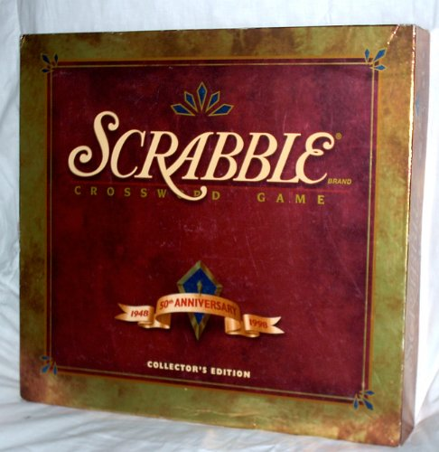 Scrabble 50th Anniversary Collectors Edition ()