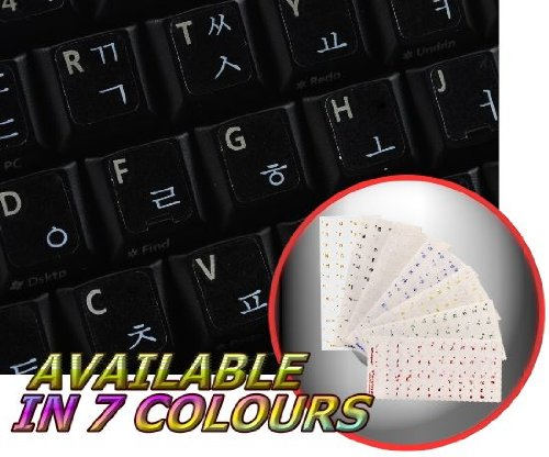 KEYBOARD STICKERS LETTERING TRANSPARENT BACKGROUND product image