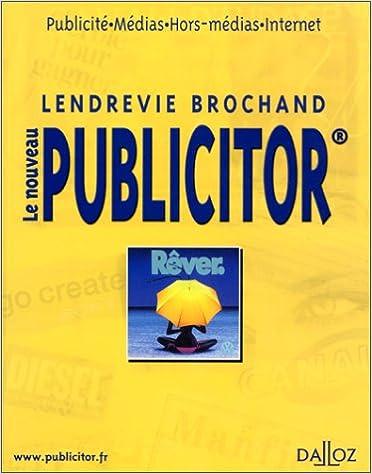 PDF TÉLÉCHARGER PUBLICITOR