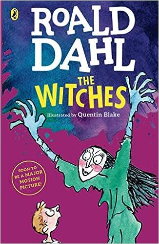The Witches: Dahl, Roald: 9780142410110: Amazon.com: Books