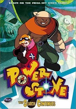 Amazon.com: Power Stone - The Search Continues (Vol. 4 ...