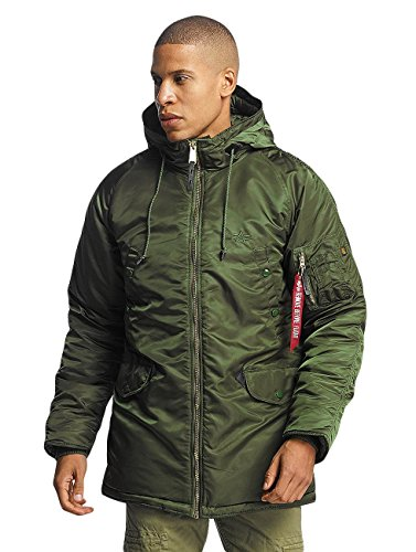 Jacket Pm Verde Alpha Industries N3 b PIww50Z
