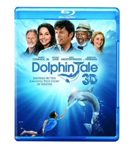 Blu-ray 3D : Dolphin Tale (With DVD, Ultraviolet Digital Copy, 3 Dimensional, O-Card Packaging, 2 Disc)