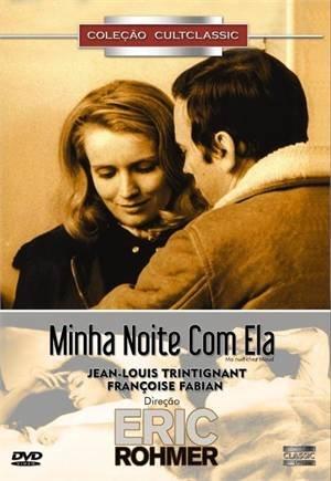Ma Nuit Chez Maud / My Night At Maud's / Minha Noite Com Ela