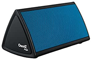 Cambridge SoundWorks OontZ Angle Ultra Portable Wireless Bluetooth Speaker with Built in Mic up to 12 Hour Playtime works with iPhone iPad tablet Samsung and smart phones - Blue Grille