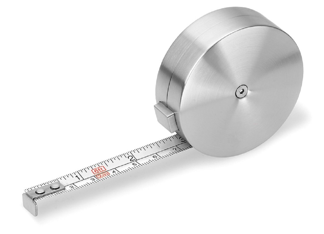 amazon com blomus 68708 stainless steel measuring tape kitchen