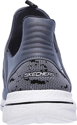 Skechers Ccbk Burst Grey Sneakers Shoes Women OSq8OH4