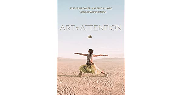 Amazon.com: Art of Attention: Yoga Healing Cards ...