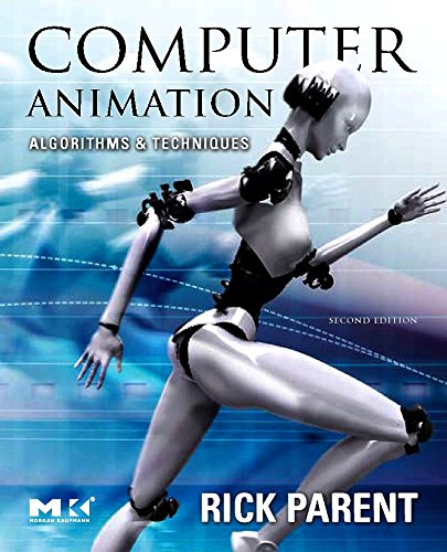 Computer Animation, Second Edition: Algorithms and Techniques (The Morgan Kaufmann Series in Computer Graphics)