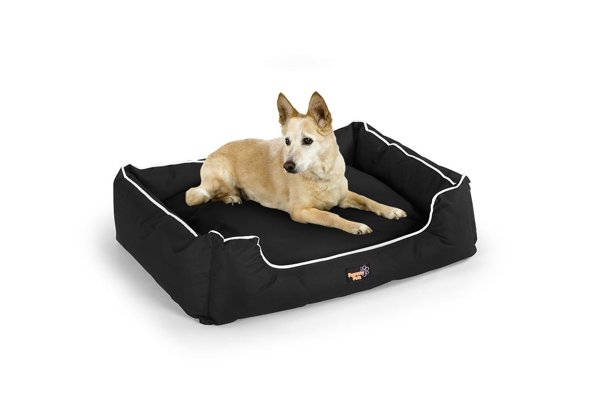 New Pawever Dog Bed Heavy Duty Waterproof Large Dog Supplies