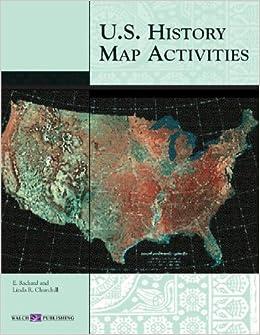Amazoncom Us History Map Activities E Us History Map Activities