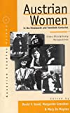img - for Austrian Women in the Nineteenth and Twentieth Centuries: Cross-disciplinary Perspectives (Austrian and Habsburg Studies) book / textbook / text book
