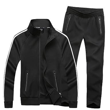 bf67996889dd Modern Fantasy Women s Active Tracksuit Seamless Pocket Jogging Jacket    Pants Set ...
