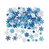 Fun Express 400 Foam Snowflakes Craft Projects