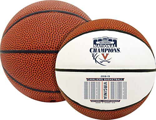 Rawlings 2019 NCAA National Champions Virginia Cavaliers Mini Size Basketball