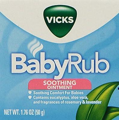 VICKS BABY RUB 50 GM