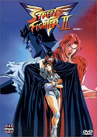 Amazon Com Street Fighter Ii Vol 2 Jason Douglas Tania
