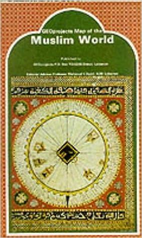Muslim World Map (Arab World Map Library): Gp Musl World ...