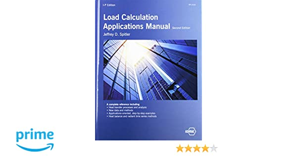 Load Calculation Applications Manual I-P version: American