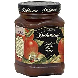 Fruit Butter Apple Country (Pack of 6)