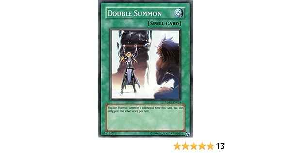 Common Yu-Gi-Oh! Double Summon sdgr-en026 1st Edition NM
