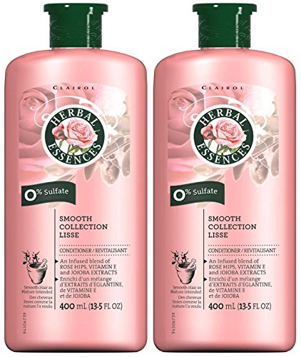 - Herbal Essences Smooth Collection Conditioner - 13.5 oz - 2 pk
