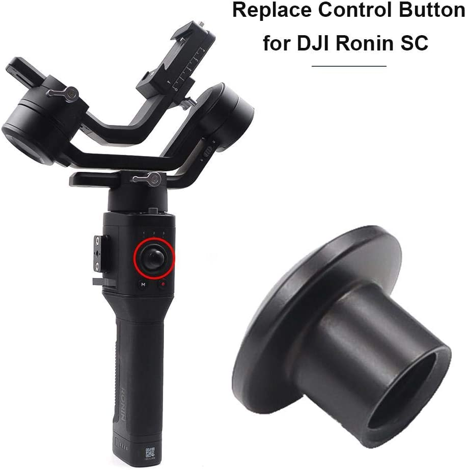 headytidy Replace Control Button Lever Remote Control for DJI Ronin S//Ronin SC Camera Stabilizer 0.470.470.35in