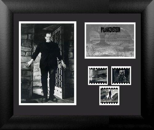 Vintage Film Posters (Frankenstein Boris Karloff Film Cell)