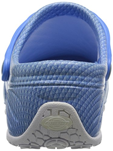 Work Dickies Pattern Blue Shoe Women's Zigzag ETwTnqU4