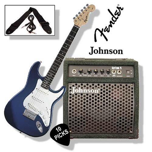 johnson electric guitar - 1