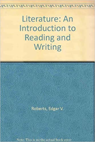 Literature an introduction to reading and writing 8th edition literature an introduction to reading and writing 8th edition school binding edgar v roberts henry e jacobs 9780131732902 amazon books fandeluxe Images