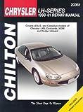 Chrysler LH-Series 1998-2001 Repair Manual: Covers all Chrysler LHS Concorde, 300m and Dodge Intrepid Models (Chilton's Total Car Care Repair Manual)