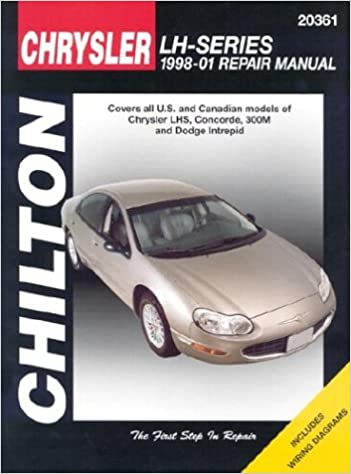 2001 dodge intrepid manual